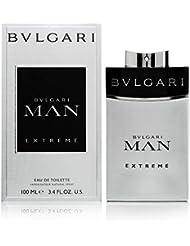 Bvlgari Man Extreme Eau de Toilette en vaporisateur 100ml, 1er Pack (1x 100ml)