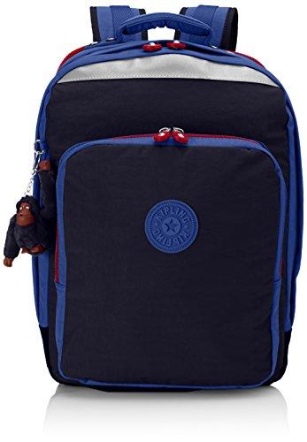 Kipling - COLLEGE - Grand sac à dos - Navy Blue Blk - (Bleu)