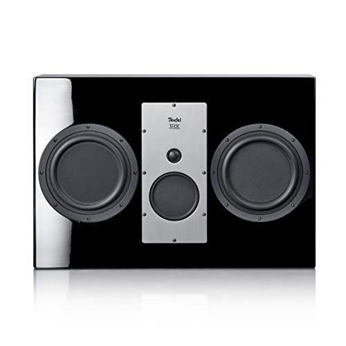 Teufel Satelliten-Lautsprecher S 1000 FCR - 3-Weg-Satelliten-Lautsprecher mit THX Ultra 2 Zertifikat