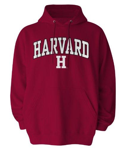 NCAA Kapuzensweatshirt Gildan, offizielles Lizenzprodukt, Herren, Purpurrot, Large -