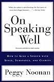 Image de On Speaking Well