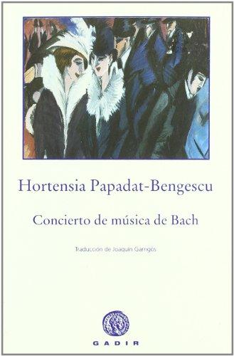 Concierto de música de Bach (Gadir Ficción)
