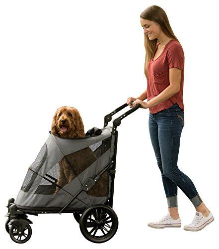 Pet Gear Hundebuggy Ausflug zipperless Eintrag Pet Kinderwagen für Einzelne oder mehrere Pets
