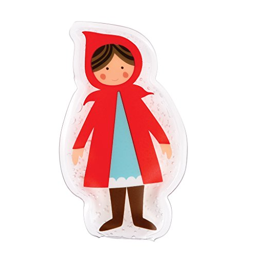 Rex International Wärme- und Kältepack Rotkäppchen Little Red Riding Hood