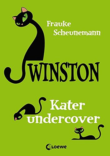 Image of Winston - Kater undercover