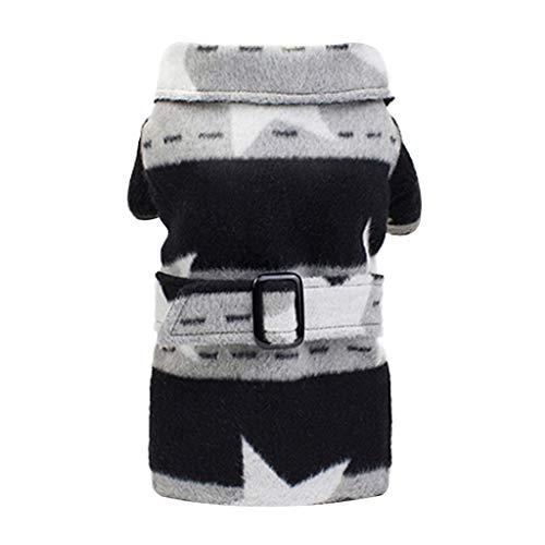 Ewok Outfit Für Hunde - Fenverk Hundekleidung Für Kleine Hundepullover Hund