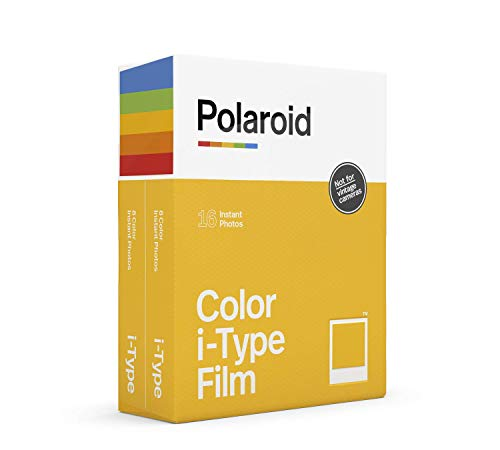 Oferta de Polaroid - Película instantánea Color para i - Type - Pack Doble, 6009