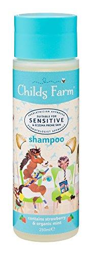 Childs Farm shampoo strawberry & organic mint 250 ml