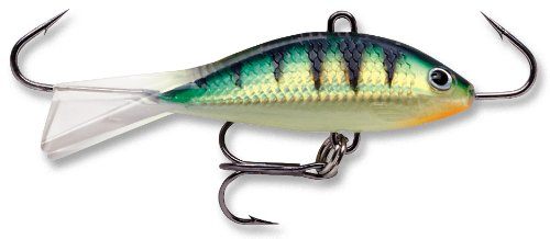 Rapala Jigging Shad Rap 03 Angelköder 3,8 cm (Ice Rapala Fishing Jigging)