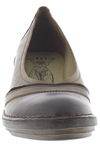 Fly London Sell630fly, Scarpe con Tacco Donna Olive