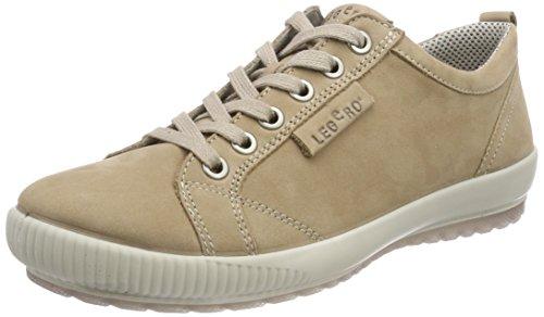 Legero Damen Tanaro Sneaker, Beige (Sand), 42.5 EU  (8.5 UK)