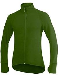 Woolpower Full Zip Jacket 600 - Veste ouverture Complète Manches Longues Ullfrotté