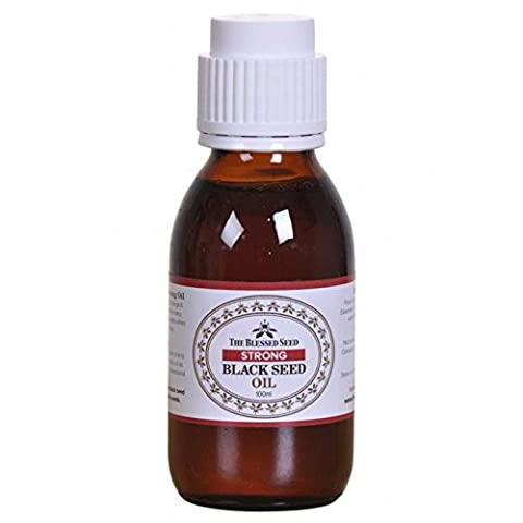The Blessed Seed Strong Cold Pressed Black Seed Oil,