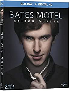 Bates Motel - Saison 4 [Blu-ray + Copie digitale]