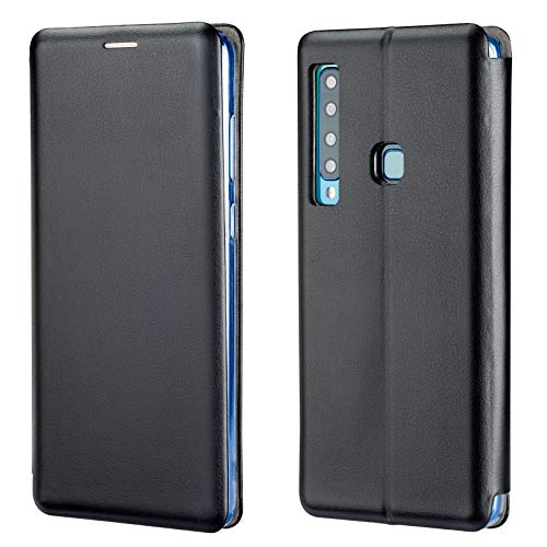 M.CEP hülle passgenau für Samsung Galaxy A9 2018 Hülle I Galaxy A9 Tasche I GRATIS 2in1 Touch Pen I hochwertige Galaxy a9 2018 handyhülle PU-Leder