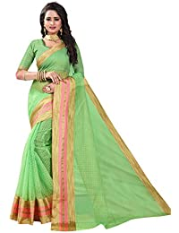 Vrati Fashion Women's Clothing Saree Collection In Multi-Colored CottonFor Women Party Wear,Wedding With Blouse...