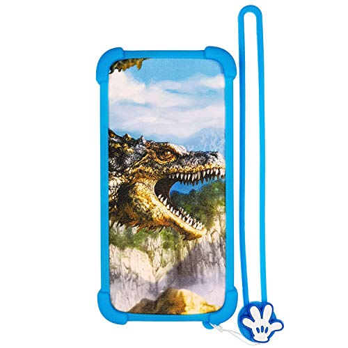 Hülle für Allview Soul X5 Style hülle Silikon Grenze + PC hart backplane Schutzhülle Case Cover L