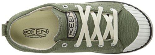 Keen Damen Durand Mid Wp Sneaker Grün (Deep Lichen)