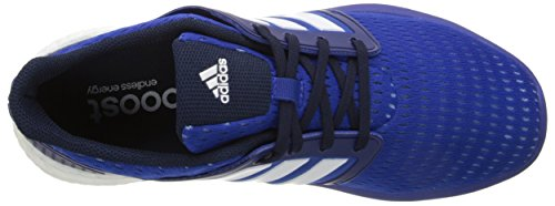 Adidas Performance Solar Boost M Running Shoe, Collegiate Navy / blanc / collégiale Royal, 4 M Us Collegiate Royal/White/Collegiate Navy