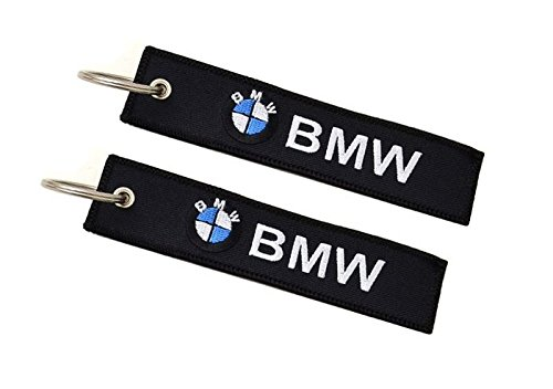 Moto Discovery Llavero Doble Cara para Modelos BMW (1 Pieza)