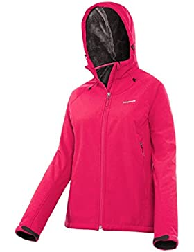 Trangoworld Ouray Chaqueta, Mujer, Rosa Oscuro, M
