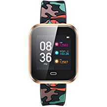 ceea7d3681d0 Longra ☂☂ ☂☂☛☛ Ritmo cardíaco Actividad Contador de Pasos Reloj
