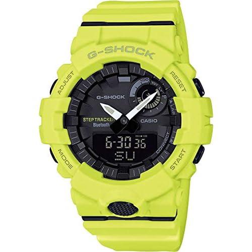 Casio G-SHOCK Reloj Digital, Contador de pasos, Sensor de movimiento, para Hombre 1