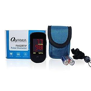 Fingerpulsoximeter Pulsoximeter MD 300 C1C inkl. Gratis Schutztasche!