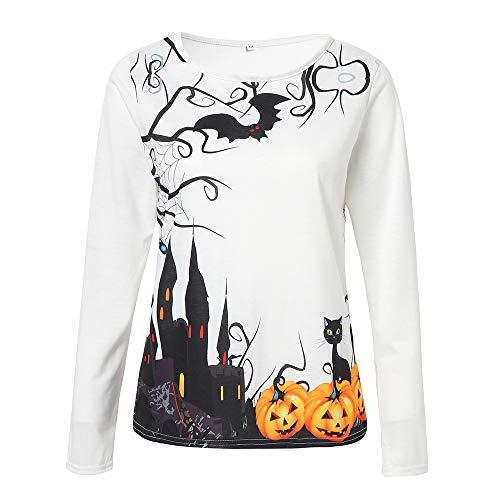 Ikea Tasche Kostüm - DEELIN Tops Damen Bluse Langarm Shirts