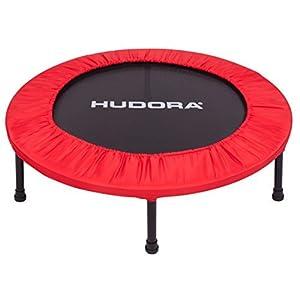 HUDORA Fitness Trampolin, 91 cm – Trampolin Indoor – 65405