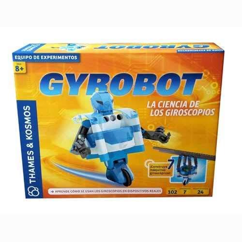 Kosmos–gyrobot, die Wissenschaft von den Gyroskop, Spiel (bxgyro)