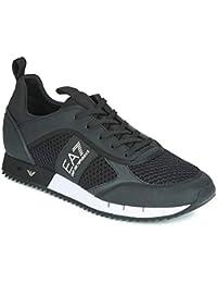5c04bddc877b Amazon.fr   Emporio Armani - Baskets mode   Chaussures homme ...
