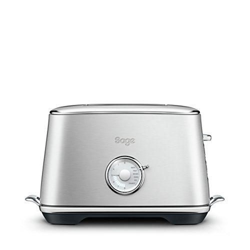 Sage By Heston Blumenthal BTA735BSS The Toast Select Luxe Toaster, 2400 W - Brushed stainless steel