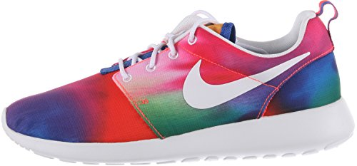 Nike Rosherun, Chaussures Homme Multicolore