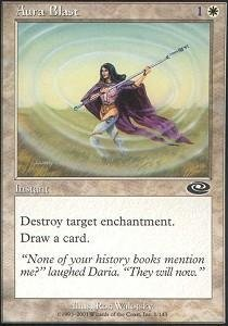 Magic: the Gathering - Aura Blast - Planeshift - Foil by Magic: the Gathering