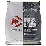 Dymatize Nutrition Super Mass Gainer - 12 lbs (Gourmet Vanilla)