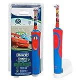 Oral B Stages Power–Cars elektrische Zahnbürste wiederaufladbar