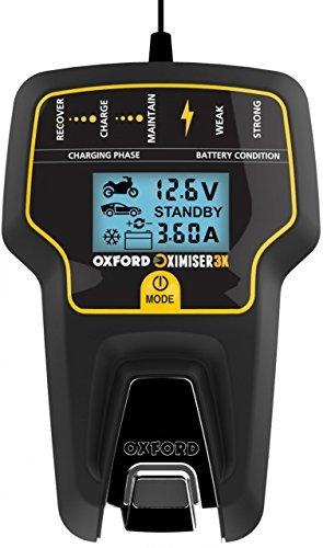 OXFORD OXIMISER 3 X MOTO E AUTO CARICA BATTERIE