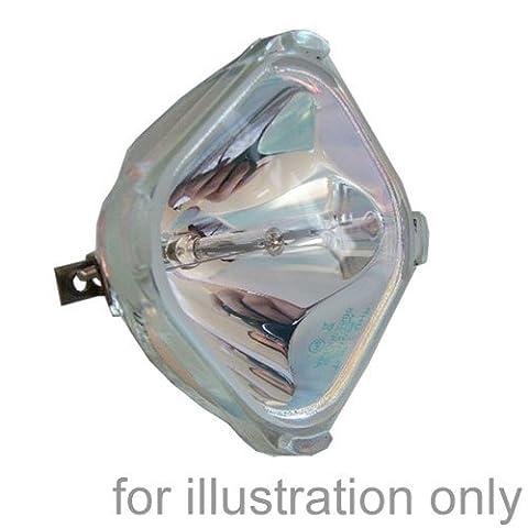 OSRAM Ampoule de rechange pour PaNASONIC ET-LAD40W PaNASONIC PT-D4000 (Lot de 2) PT-D4000E (Lot de 2)-PT-D4000U (Lot de 2)-PT-FD400, PT-FD400 (Lot de 2)