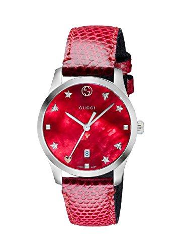 Gucci Damen-Armbanduhr YA126584