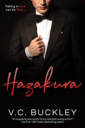 HAZAKURA: Book 2 of the Hanami series (English Edition)