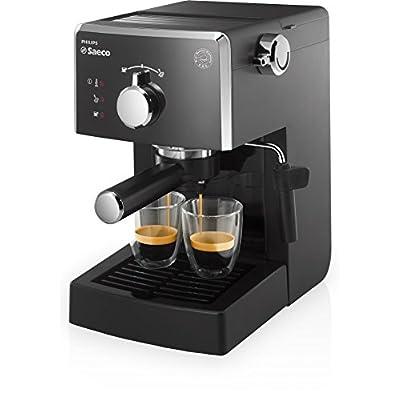 Saeco HD8423/11 - Máquina de café espresso manual, 950 W, color negro