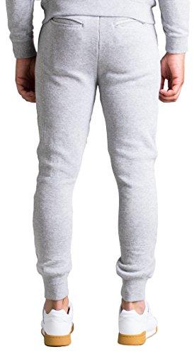 Fresh Ego Kid -  Pantaloni sportivi  - Basic - Uomo Grey