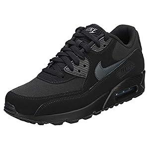 NIKE AIR Max 90 Essential, Chaussures de Fitness Homme, Multicolore-Noir, Anthracite/Black 011, 42.5 EU