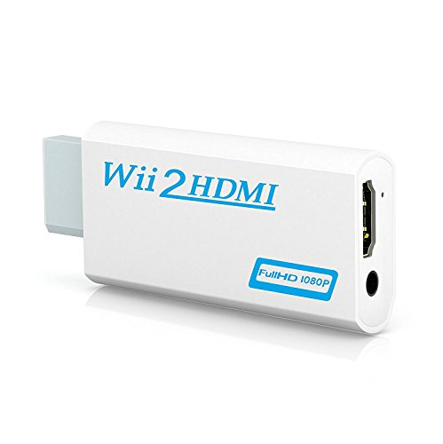 Wii zu HDMI Adapter,GANA Wii to HDMI
