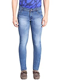 Kveefashion Men's Jeans (2C0A1973_Blue_28)_01pack Of 2