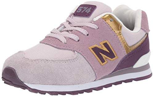 cheap for discount 59d25 b2106 New Balance 574, Zapatillas Unisex, Rosa (Light Cashmere Dark Currant MLG)