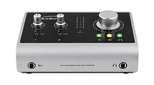 AUDIENT ID14 - Interfaz de audio USB de alto rendimiento