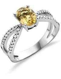 Miore M0523WO - Anillo de mujer con diamantes