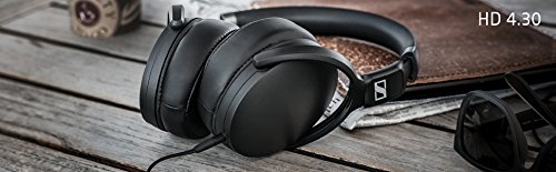 Sennheiser HD 4.30i Headset (geschlossenes, ohrumschließendes, geeignet für Apple iOS) schwarz - 4